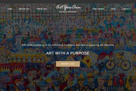 Art You Own Project