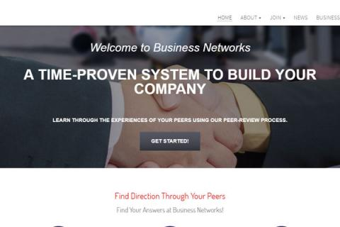 Business Networks Client